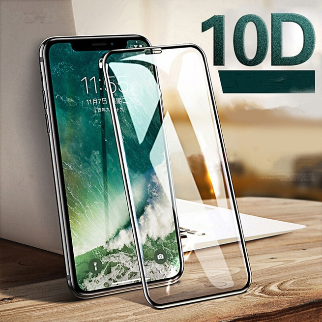 8月最新作【10D】iPhone 11強化ガラス保護フィルム超鮮明極薄iPhone 11 pro / 11 pro Max / XR / XS /iPhone 8plus/6s/7plus保護フィルム