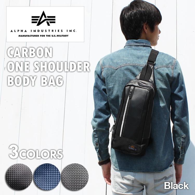 カーボン ワンショルダー ボディバッグ メンズ バッグ 鞄 かばん メンズ ボディバッグ 斜めがけバッグ 47501a7226