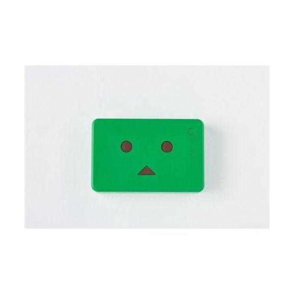 cheero Power Plus DANBOARD Version  CHE-096-GR [メロンソーダ] 製品画像