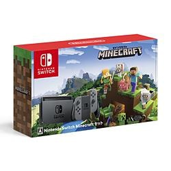 Nintendo Switch Minecraftセット 製品画像