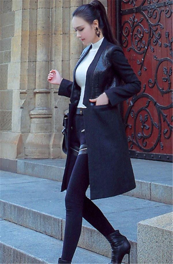 コートレディース トレンチコート PU 着やせ 無地 OL通勤 ファッション 着心地よい 春新作 通勤 きれいめ春コート レディースコート