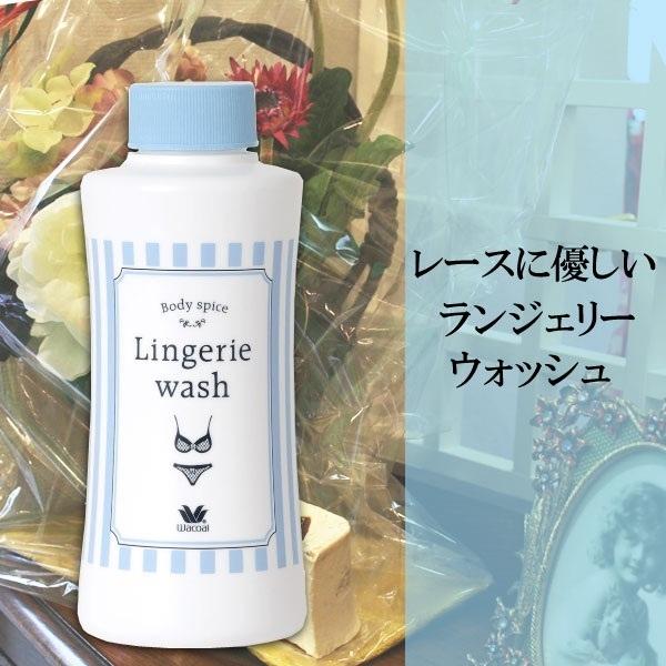ワコール Wacoal ランジェリーウォッシュ ランジェリー洗剤 レースにやさしい洗剤 ZRA200