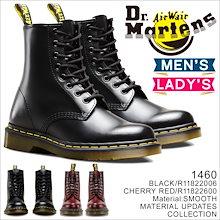 ドクターマーチン 8ホール 1460 メンズ レディース Dr.Martens ブーツ 8EYE BOOT 11822006 11822600