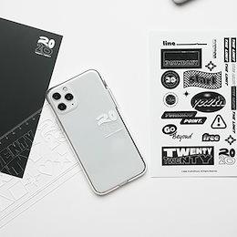 【TWENTYXTWENTY 公式】 DIYゼリーケース iphone 5 7/8 11 11 pro 11max x xr xs max iphoneケース