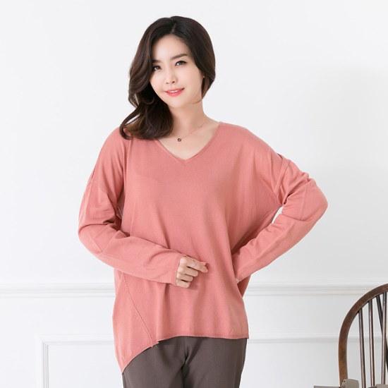 デッドと7CKN008干し物ブイニットシャツ ニット/セーター/ニット/韓国ファッション