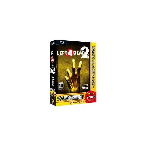LEFT 4 DEAD 2 日本語版 [価格改定版] [WIN] 製品画像