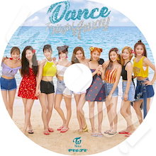 【KPOP DVD】♡♥TWICE 2018 2nd PV/TV ♡♥ Dance The Night Away What is Love Merry Happy ♡♥【PV DVD】