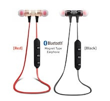 Bluetooth 4.1 ワイヤレスイヤホン 高音質 軽量 ブルートゥースイヤホン ノイズカット重低音 スポーツ マグネットイヤホン IPx5防水機能 送料無料