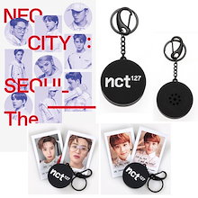 [送料無料] [NCT] NCT VOICE KEYRING CONCERT GOODS  [NEO CITY SEOUL The Origin] コンサートグッズ