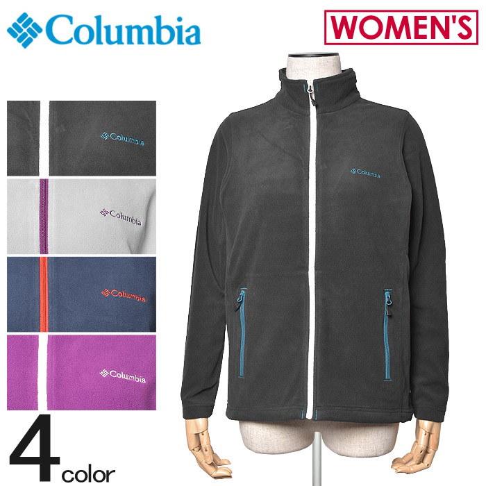 COLUMBIA コロンビア フリース リード ベター マウンテン ウィメンズ フルジップ PL2674 レディース