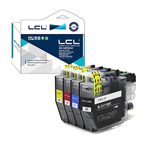 L0903 LCL (4色セット ブラック シアン マゼンタ イエロー) Brother用 ブラザー用 LC3111-4PK LC3111 LC3111BK LC3111C LC3111M