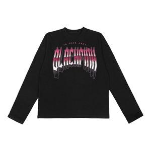 韓国スターグッズ BLACKPINK(ブラックピンク) 2ND MINI ALBUM [KILL THIS LOVE] OFFICIAL MD - 長袖T-シャツ(4種1択) YGGD960
