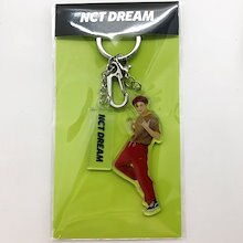 SM TOWN COEX Artium THEATRE [NCT DREAM SHOW] Official Acrylic Charm Set