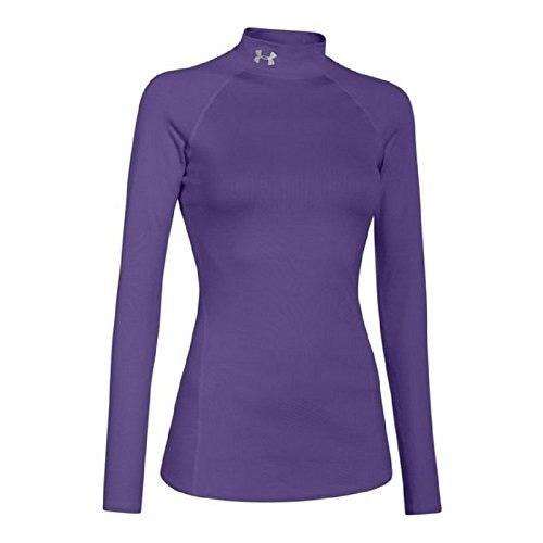 Under Armour ColdGear Infrared EVO CG Long Sleeve Mock Shirt - Womens