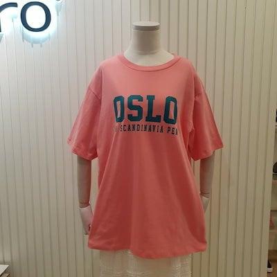 SIERO[SAY公式ストア]【siero] OSLO配色レタリングパクピット半袖ポロシャツSF2TSF403