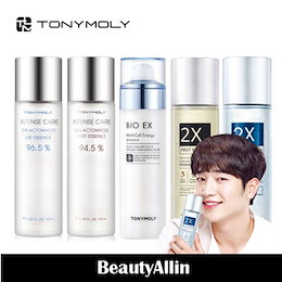 Tonymoly Essence ★ Intense Care Galactomyces ( First/Lite ) / 2X ( First/Light ) / Bio EX Multi Cell