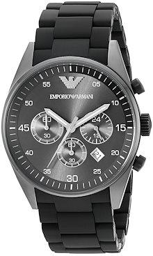 エンポリオ アルマーニ EMPORIO ARMANI クロノクォーツ 腕時計 AR5889