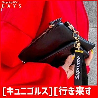 [キュニゴルス][行き来するように/キュニゴルス]フォルークラッチ /トートバッグ / 韓国ファッション