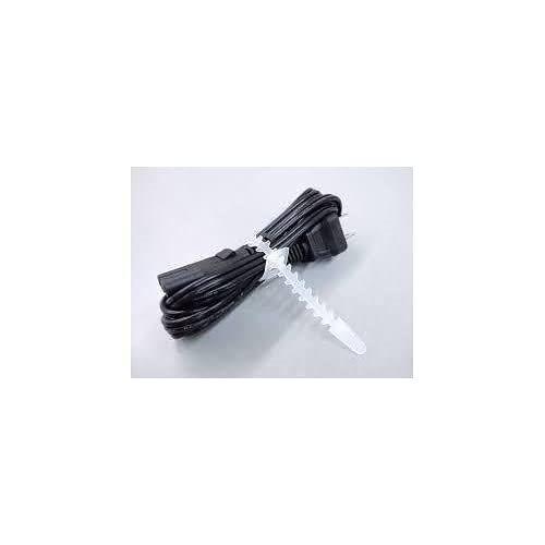 ジャノメミシン 家庭用ミシンメーカー純正電源コードジャノメミシン N366 N778 などヌイキル系