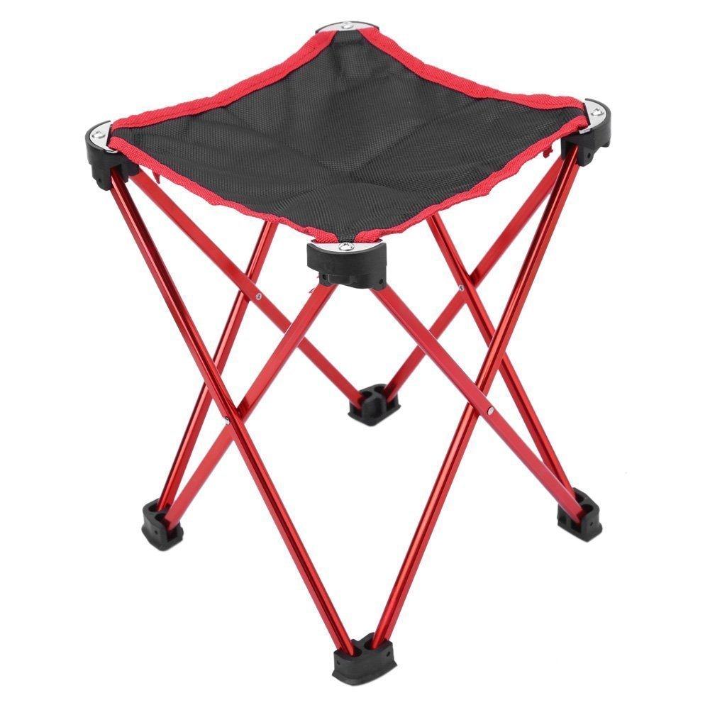 【即日発送】アウトドアチェア 折りたたみ椅子 キャンプ用 組み立て椅子 軽量 収納バッグ付き 耐荷重80kg 登山 キャンプ 釣り 花火 公園