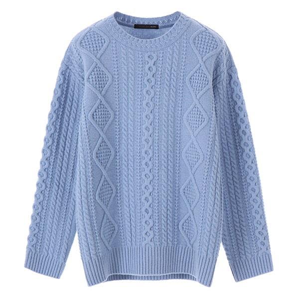 [韓国直送] 【オリーブデオリーブ] casual detail pullover OK7WP826