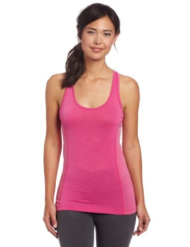 Colosseum Womens Drop Needle Tank, Rose Violet, Large