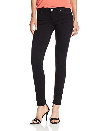 PAIGE Womens Verdugo Ultra Skinny Jean, Black Shadow, 32