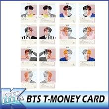 【数量限定】 BTS x CU / 防弾少年団 T-MONEY CARD / BTS 公式グッズ / 韓国 交通カード BTS / 防弾交通カード