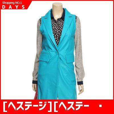 [ヘステージ][ヘステージ]、スリムライン、羊革のベスト(255) /デニムジャケット/ジャケット/韓国ファッション