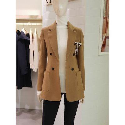 [AK公式ストア]【SOUP] [SOUP] [18年冬]ダブルボタンアウトポケットジャケット(SV2JK01)