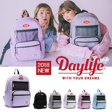 [Day Life] 2018年 NEW !! Layer Plus  Backpack ♬リュックSNSで人気♥