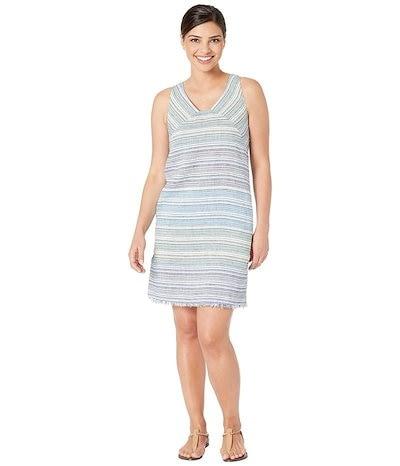 トッミーバハマ レディース ワンピース トップス Micronesia Stripe Shift Dress