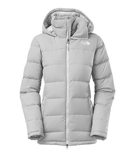 The North Face Womens Fossil Ridge Parka Medium High Rise Grey
