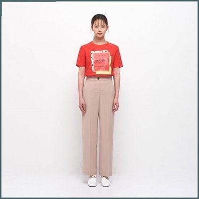 [のエゴイスト]基本の後ろのバンディング・パンツEK2WP466 /パンツ/面パンツ/韓国ファッション