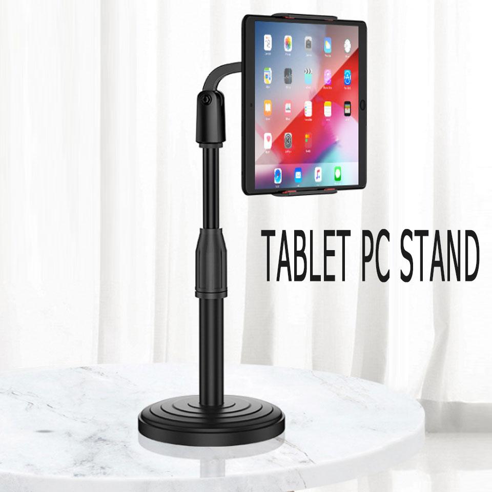 タブレットスタンド アーム タブレットホルダー 卓上 充電 iPadスタンド アームスタンド 他機種対応 回転 可動式 角度調整付き スタンド 寝ながら タブレット スタンド アイパッド スタンド