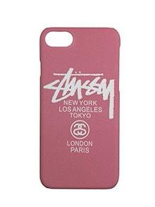 [IPHONEケース] 【STUSSY ステューシー】iPhone7ケース アイフォン7 スマホケース カバー アイフォン7 iphone7カバー ファッションデザイン [並行輸入品]