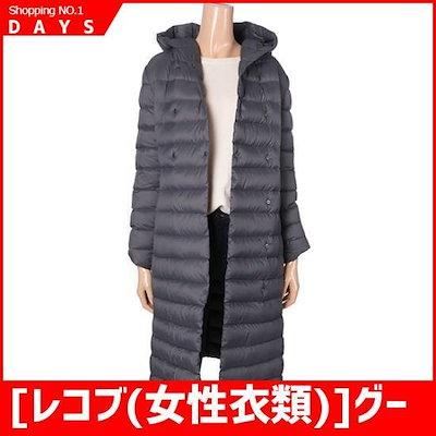 [レコブ(女性衣類)]グースロングベルトらしいLW218ZDW004B / パディング/ダウンジャンパー/ 韓国ファッション