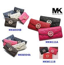 マイケル・ミッシェル・5 COLOR牛革女性の財布ジャン財布MK W004A/MK W004B/MK W111A/ 財布/レディース財布/ベルト/財布/韓国ファッション