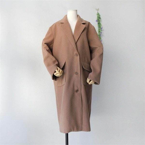 ケイトコートnew 女性のコート/ 韓国ファッション/ジャケット/秋冬/レディース/ハーフ/ロング/