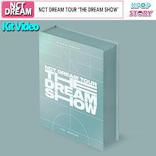 ▶Kit Video-ATEEZ 当店特典付き◀  NCT DREAM TOUR 'THE DREAM SHOW Kit Video キットビデオ+キットバック+フォトブック