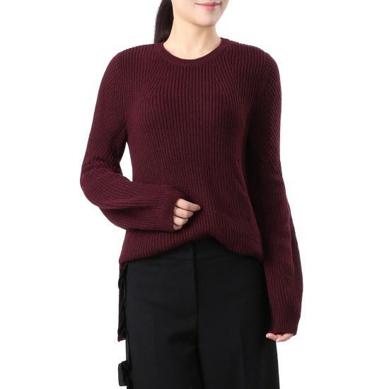 ボブ衣類死線の横に広がることにニート71261 50060 ニット/セーター/韓国ファッション