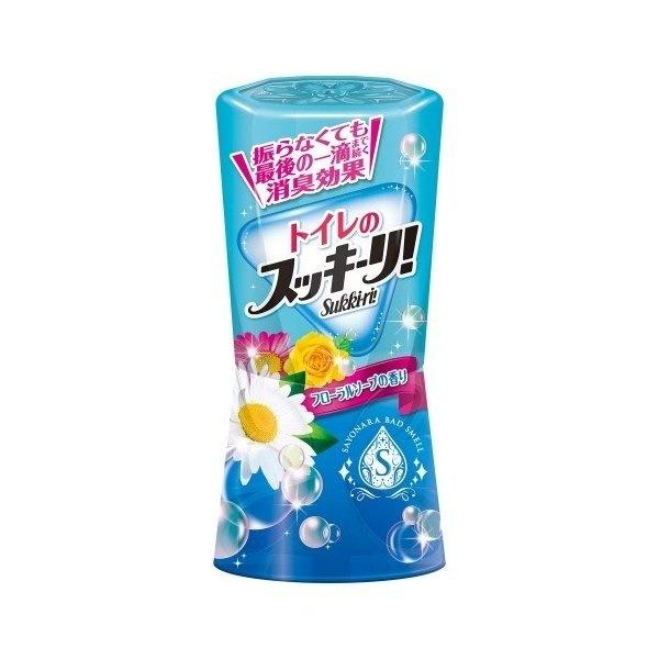 トイレのスッキーリ! フローラルソープの香り 400ml 製品画像