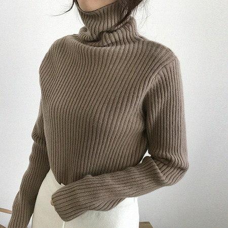 ユニポーラニットKorean fashion style