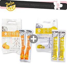 【選べる2箱セット】韓国ゆずスティック茶・デコポンスティック茶・ 青みかん茶・済州島デコポンティー 韓国茶