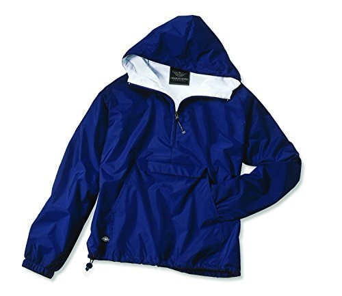 Charles River Apparel Womens Front Pocket Classic Pullover,Small,Navy