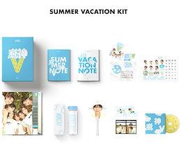 WayV -  2019  SUMMER VACATION KIT / DVD + WayV グッズ + WayV 手鏡
