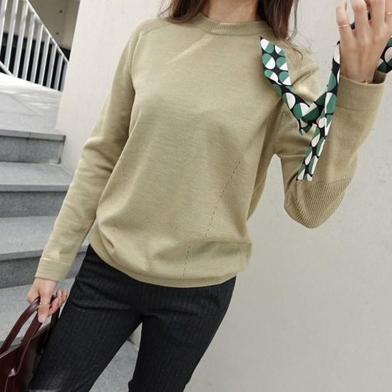 ミシャプパイニート4 color ニット/セーター/ニット/韓国ファッション