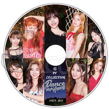 【K-POP DVD】★☆2018 TWICE PV COLLECTION  ★Dance The Night Away  What is Love  Merry Happy Heart Shaker