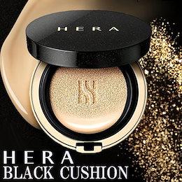 【送料無料】【本体+交換用リフィル】 ヘラ HERA ブラッククッション SPF34/PA++ 15g×2  Black Cushion