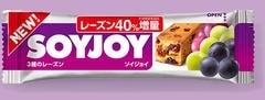 SOYJOY!ソイジョイ 3種のレーズン、2種類のアップル、ストロベリー、ブルーベリー、アーモンド&チョコレート、ピーナッツ、クリスピーバナナ